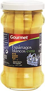 Gourmet Espárragos Blancos Extra Gruesos - 110 g