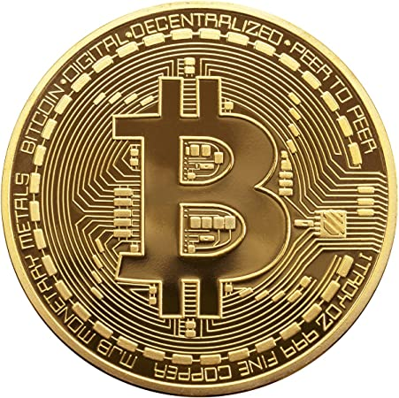 carta di plastica bitcoin