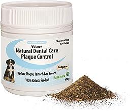 Vetnex Natural Dental Care Plaque Control Dental Powder (Kangaroo) for Dogs 100g
