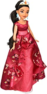 Disney Elena of Avalor Royal Gown Doll-Poseable Disney Princess Figurine Dressed for the Royal Ball