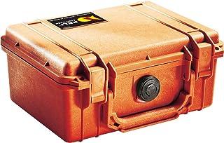PELI 1120 Maletín de Transporte Impermeable para DSLR Flash y Lentes estanco y Resistente a los Impactos IP67 estanco 5L de Capacidad Fabricado en EE.UU sin Espuma Color Negro