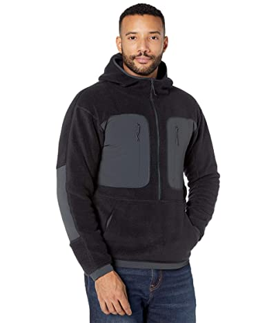 Mountain Hardwear Southpasstm Fleece Hoodie (Black) Men