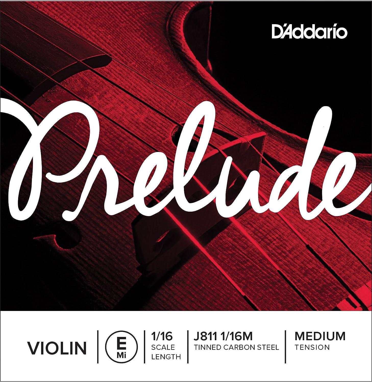 Medium Tension DAddario Pro-Arte Violin String Set with Wound E 4//4 Scale