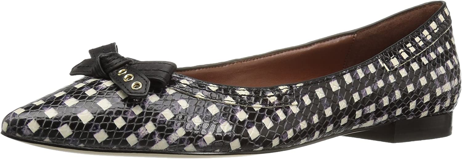 Cole Haan Alice Bow Skimmer Ballet Flats