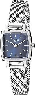 Tissot Womens Lovely Swiss Quartz Stainless Steel Dress Watch (Model: T0581091104100)