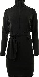 Brochu Walker Judson Tie Front Dress in Charcoal Melange