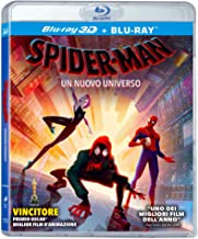 Spider-Man: Into the Spider-Verse 2D Region Free, English/Italian/French Audio