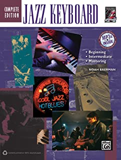 Complete Jazz Keyboard Method Complete Edition: Book & CD (Complete Method)