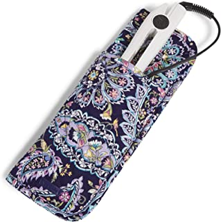 Vera Bradley Women's Signature Cotton Heat Resistant Curling & Flat Iron Holder