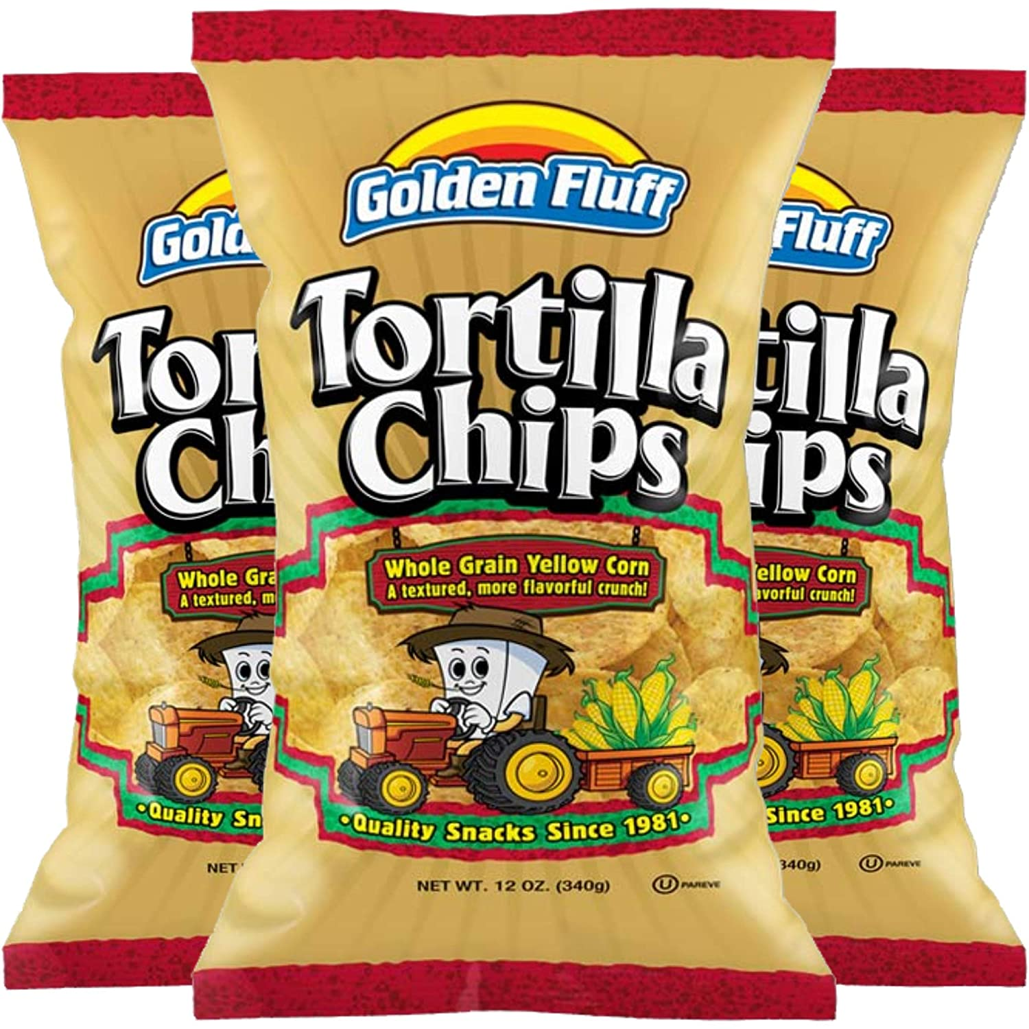 Tortilla Chips All Natural Gluten Free Be super welcome Corn Max 84% OFF No