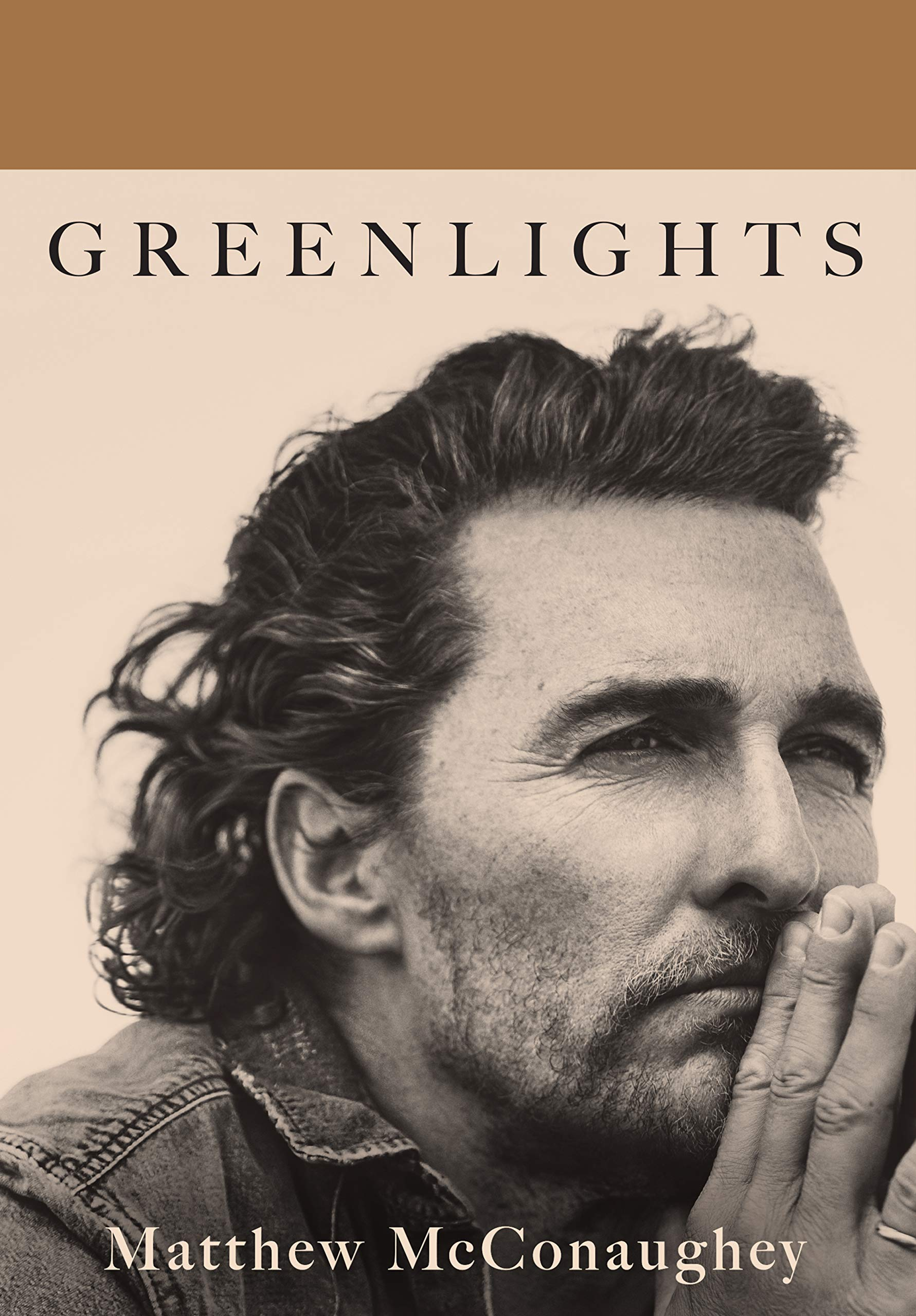 Cover image of Greenlights by Matthew McConaughey