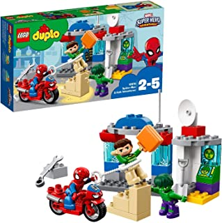 LEGO Duplo Super Heroes Man & Hulk Adventures