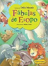 Fábulas de Esopo / Aesop's Fables (Atrapacuentos) (Spanish Edition)