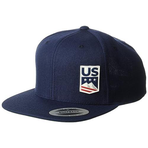 0efa18101dc US Ski-Snowboard Licensed Apparel U.S. Ski Team Logo Cap
