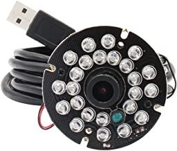 1.0 Megapixel 720p USB Camera with Ir Cut and Ir LED for Day&Night Smart Video Surveillance
