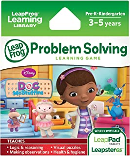 Leapfrog Explorer Learning Game Disney Doc McStuffins