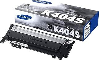 Samsung CLT-K404S Toner Cartridge Black for SL-C430W, C480FW