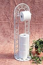 DanDiBo Toiletrolstandaard 091427 wit 70 cm toiletpapierhouder WC - rolstandaard