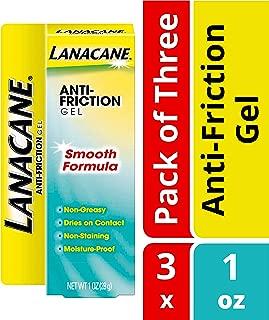 Lanacane Anti-friction Gel, 1 oz. ( Pack of 3)