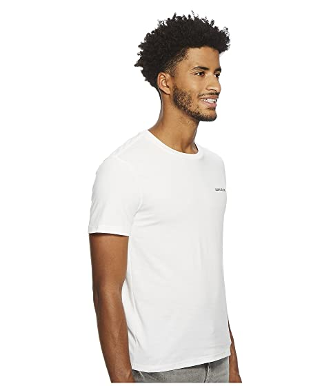 Calvin Youth Klein Tee American Jeans Neck Crew ZpZwFOqx