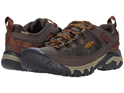 KEEN Targhee III Waterproof (Mulch/Sunflower) Men