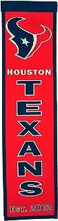 NFL Houston Texans Heritage Banner