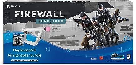 Jogo Bundle Firewall Zero Hour + Aim Controller - Ps4 Vr