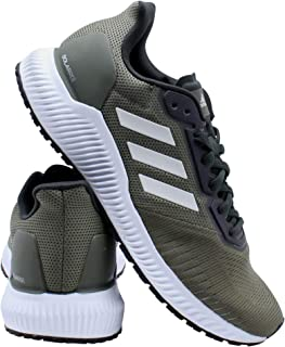 adidas Women's Solar Ride Running Shoes Raw Khaki/Raw White/Legend Earth 10