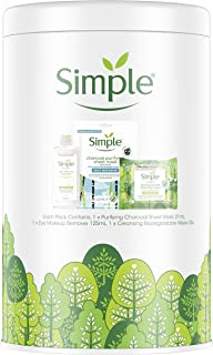 Simple Kind To Skin Gift Set Eco Skincare Gift Set, 1 Pack