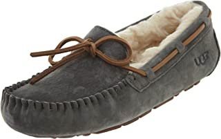 UGG Australia Women's Dakota Slippers,Pewter,US 10 US