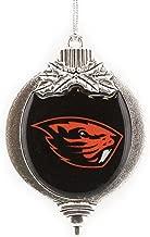 MadSportsStuff Oregon State Beavers Christmas Ornament