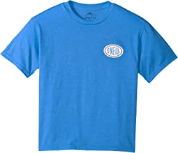 O'Neill Kids - Gasser Short Sleeve Tee Screens Imprint (Big Kids)