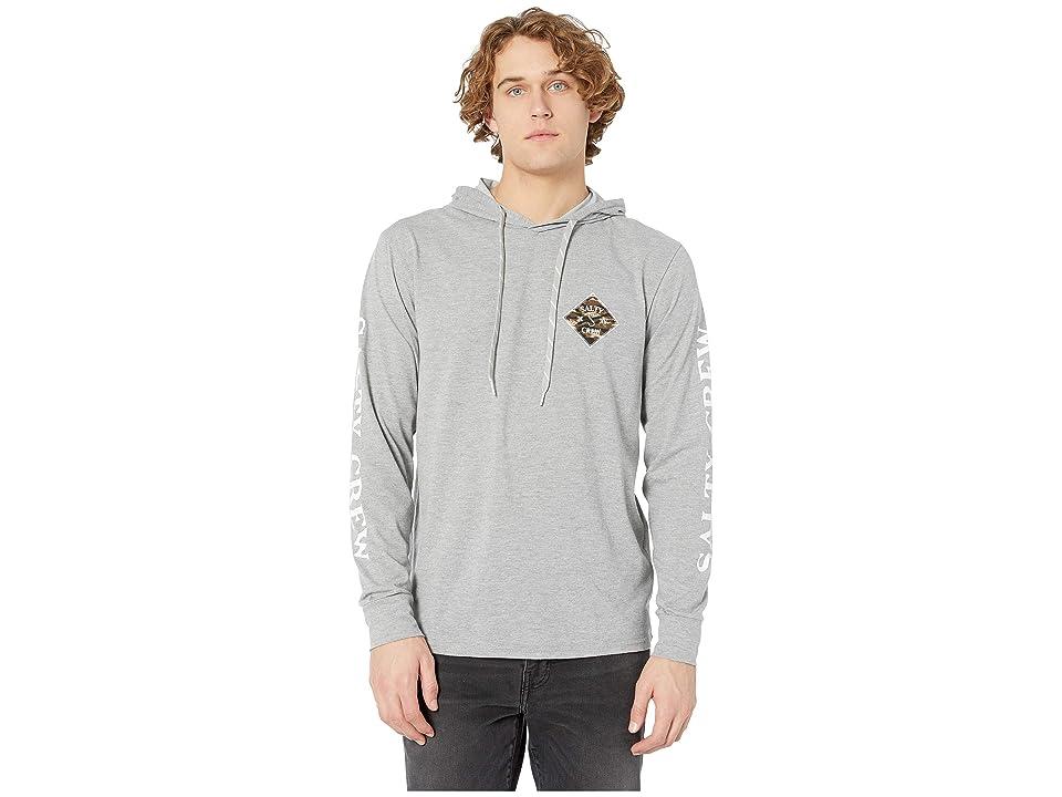 Salty Crew - Salty Crew Tippet Bass Hood Tech Shirt