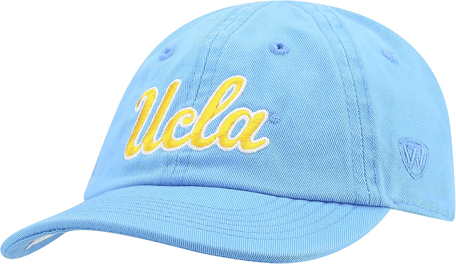 NCAA UCLA Bruins Infant Toddler Relaxed Fit Hat, UCLA Bruins Royal, Adjustable