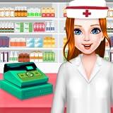 My Hospital Cash Register : Doctor Cashier Games