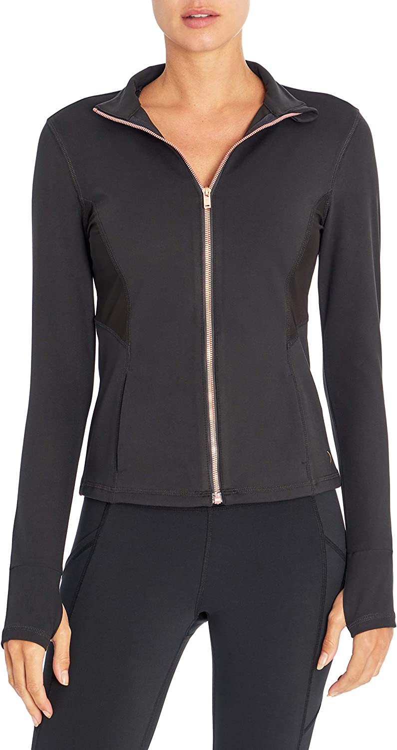 Jessica Simpson Sportswear At the price of surprise Women's Full Contour Zip Jacket Max 52% OFF