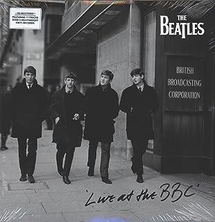 Conjunto de discos de vinil The Beatles Live at the BBC 2