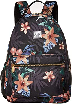 Summer Floral Black