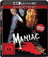 Maniac - Uncut Version (4K Ultra HD) (+ Blu-ray 2D)