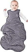 Woolino 4 Season Ultimate Baby Sleeping Sack, Merino Wool Baby Sleep Bag, 2m-2yrs, Violet