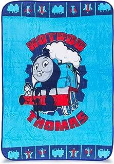 Thomas Train and Friends Throw Plush Blanket 46