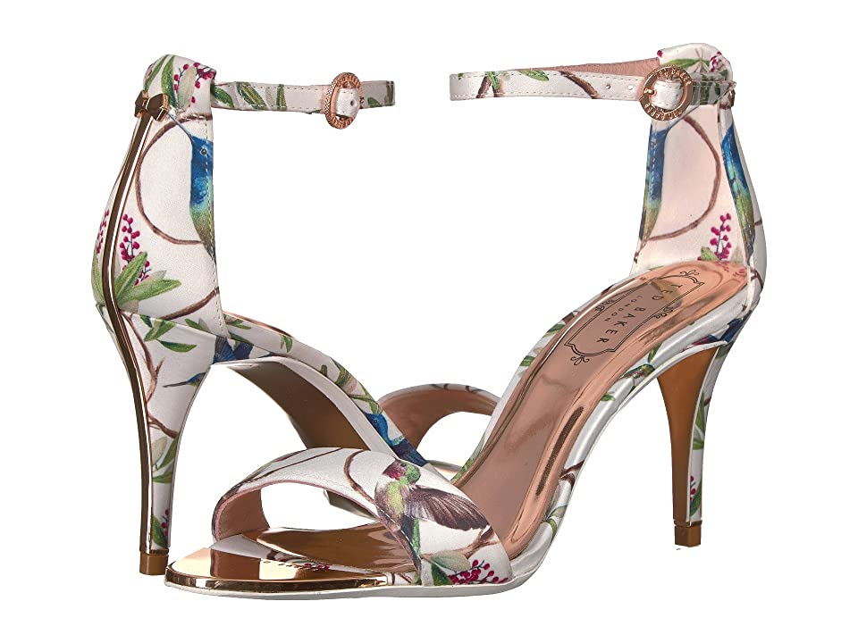 Ted Baker Mavbe (Highgrove Hummingbird Textile) High Heels