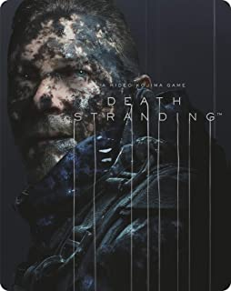 Death Stranding PS4 Special Edition by Sony - from England.