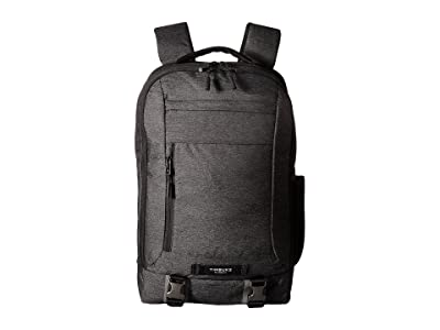 Timbuk2 The Authority Pack (Jet Black Static) Backpack Bags