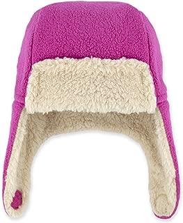 Baby Girls' Cozie Fleece Furry Hat