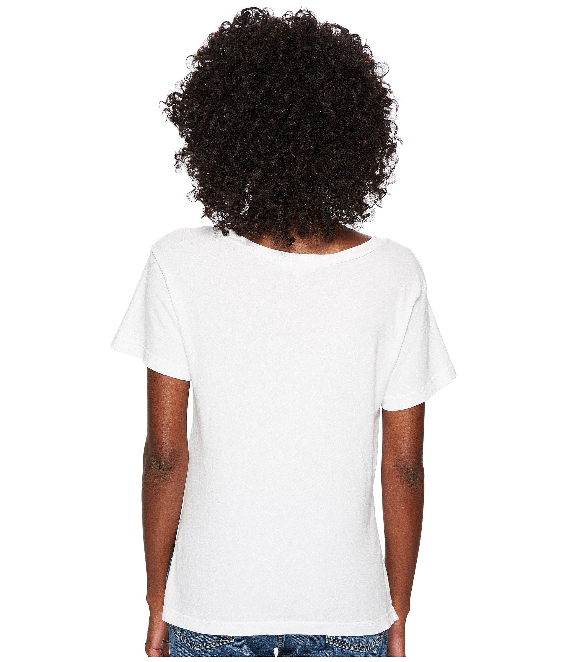 White Lna V Reese neck neck Reese Lna V qFpO0Ow