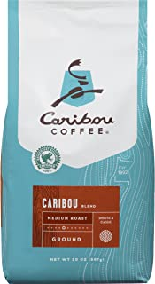 caribou coffee reindeer blend whole bean