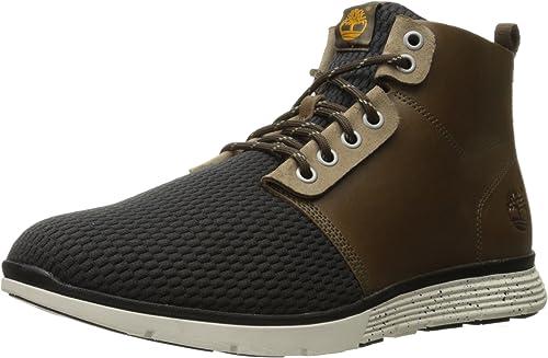 Zapato para caminar Chukka Killington L   F para caballero, escarabajo Brindle   Olive, 11.5 M US