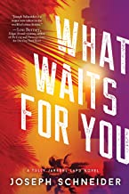 What Waits for You (LAPD Detective Tully Jarsdel Mysteries Book 2)