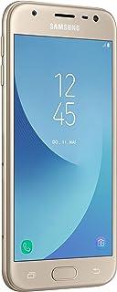 Samsung Galaxy J3 Dual Sim 16Gb Sm J330F Ds Factory Unlocked 4G Smartphone International Version Gold
